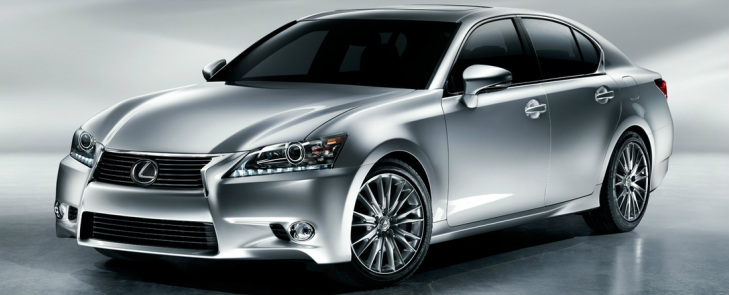 "2013 Lexus GS350 ""THE BEAST"""