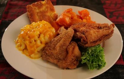 """WATCH: """"Soul Food Junkies"""" Trailer by Masculine Filmmaker Byron Hurt"""