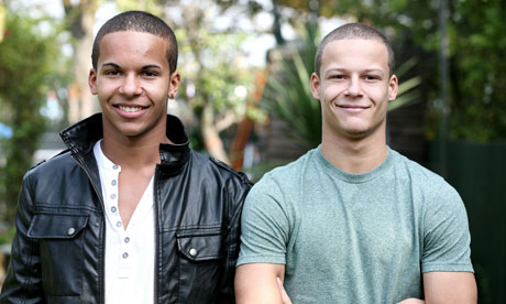 VIDEO: Twin Brothers Documentary – One Black & Gay, One White & Straight