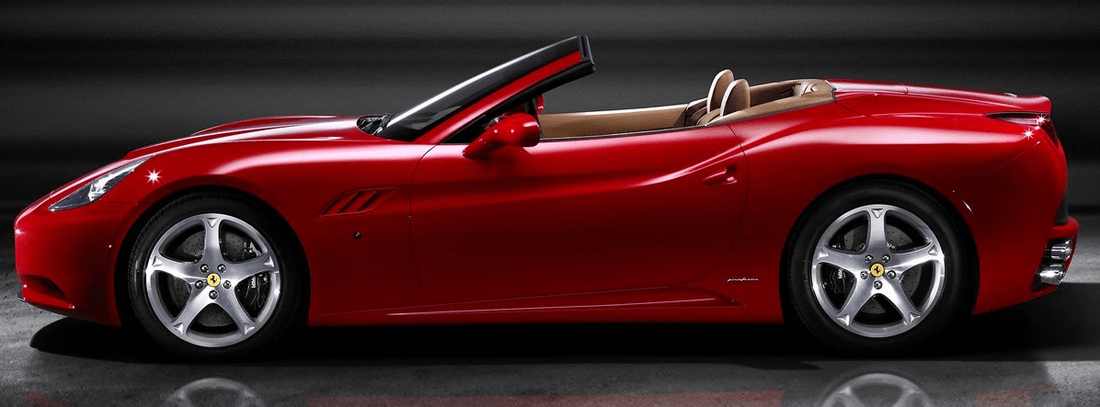 CARS: Ferrari California 30