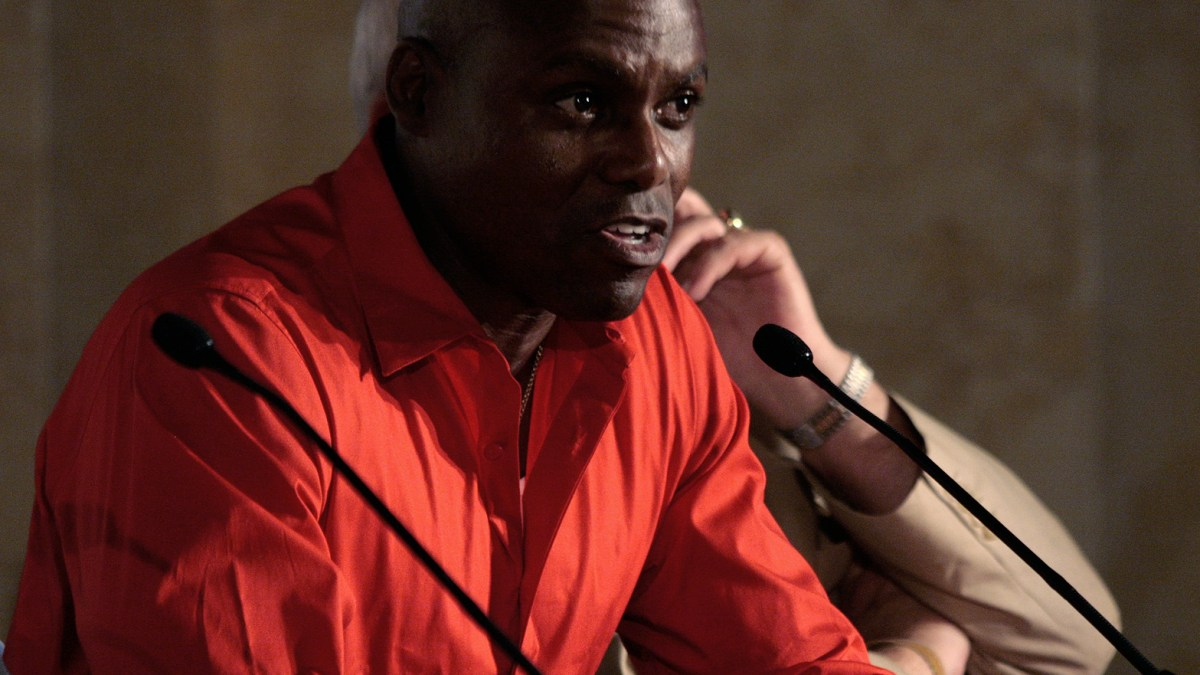 Carl Lewis: Please Shut the FUCK UP