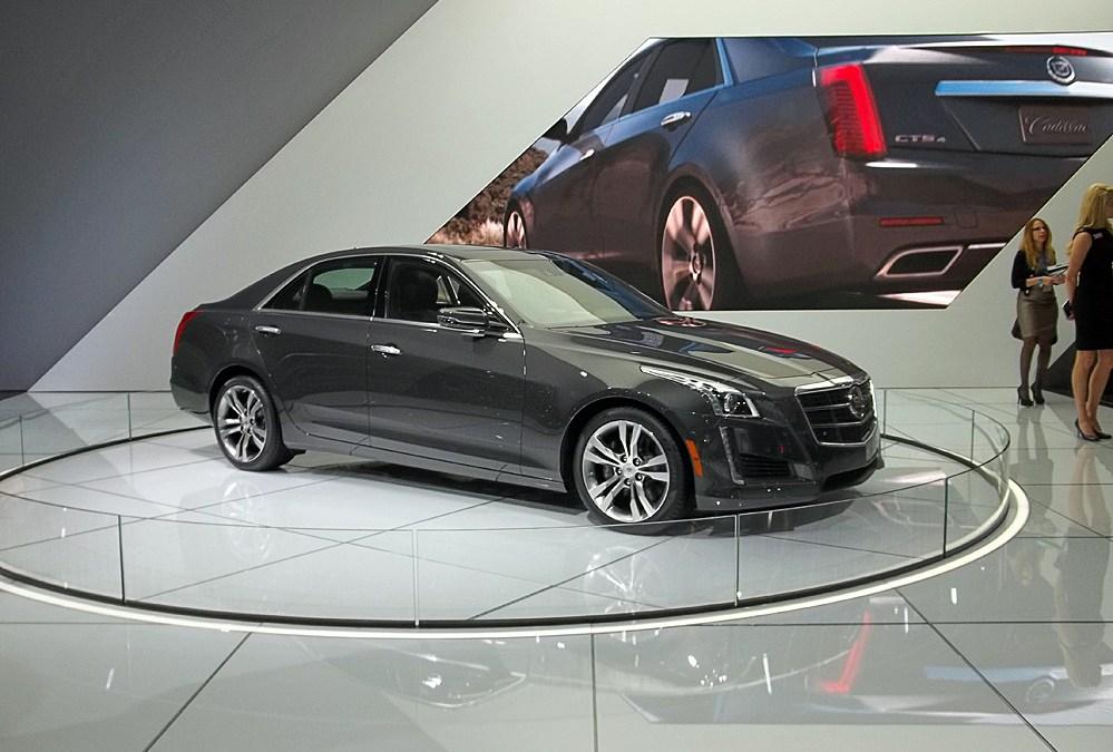 CARS: 2014 Cadillac CTS