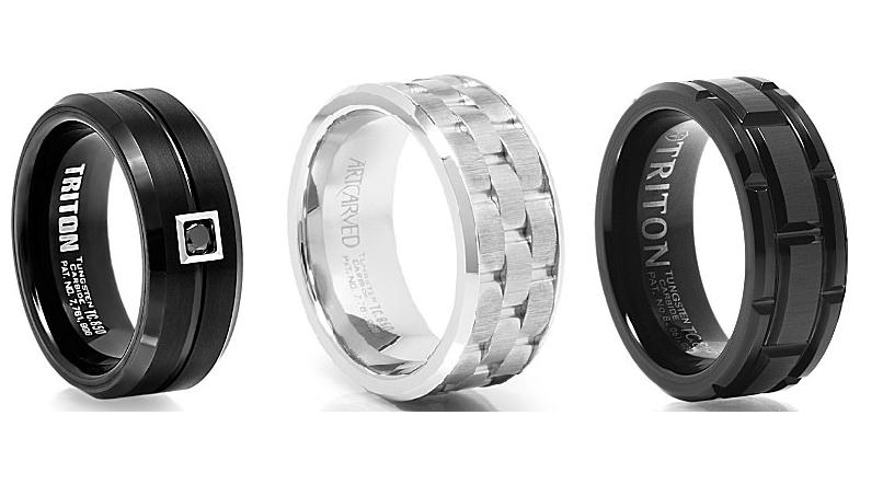 STYLE: Men's Rings