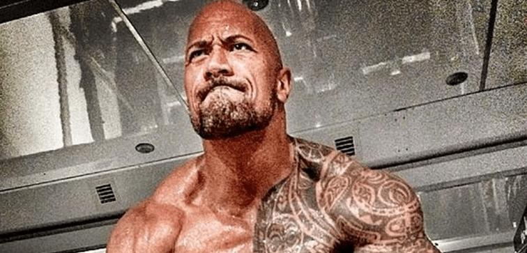 """Dwayne """"The Rock"""" Johnson on Steroids?"""