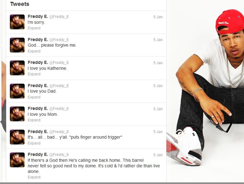 Freddy-E-suicide-Tweets