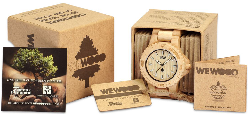 WeWood Packaging