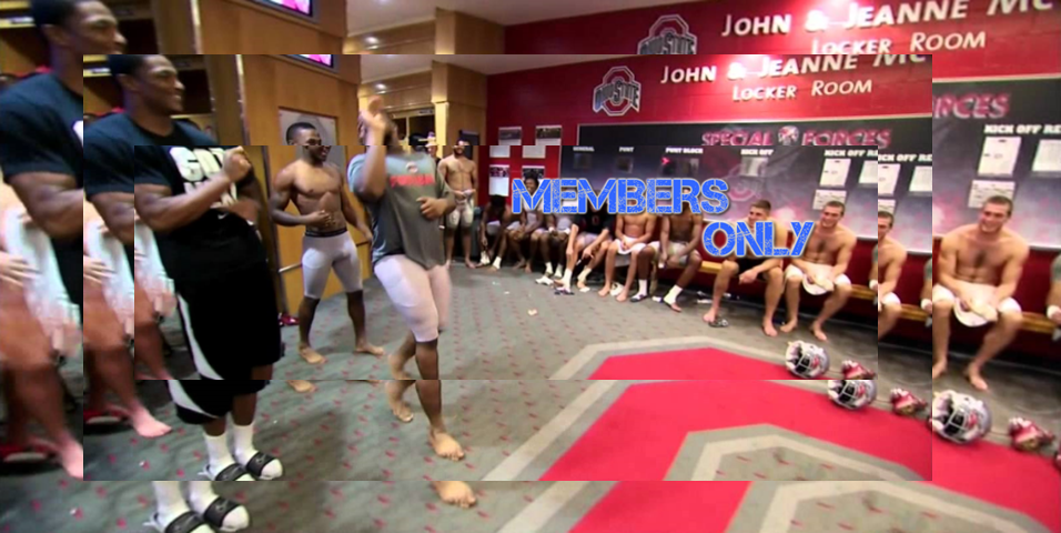 For Cypher Ave Members Only: Locker Room Dance Off