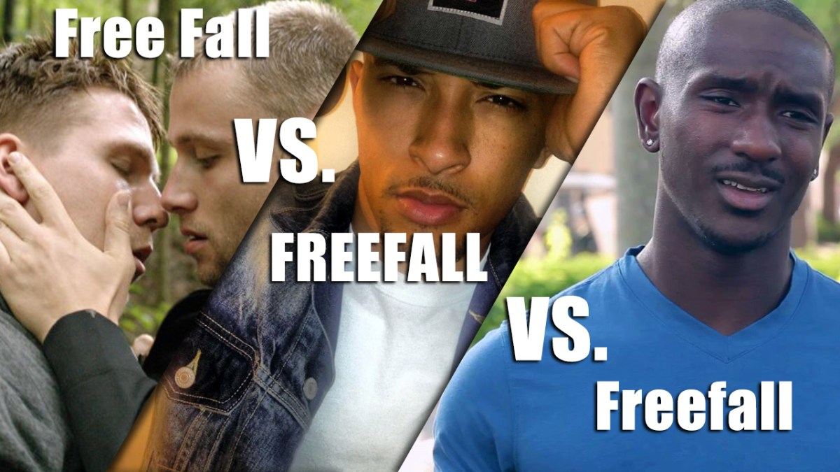 "WHO WORE IT BEST: ""Free Fall"" Versus ""FREEFALL"" Versus ""Freefall"""