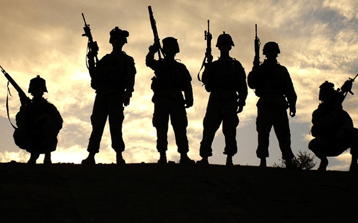Where Is My Band Of Brothers?