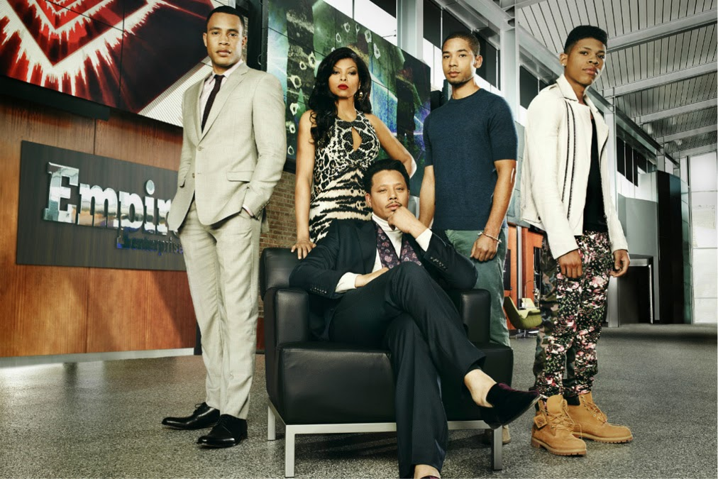 REVIEW: Lee Daniels' Light-Skinned Hip-Hop Series EMPIRE