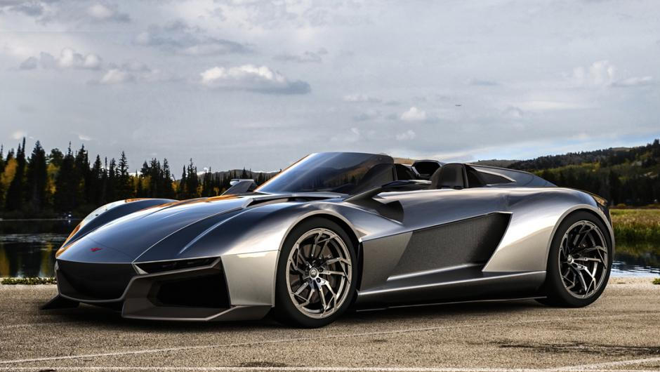 There's A Beast Coming; The Rezvani Beast