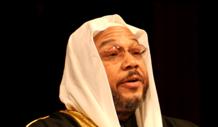 America's First Openly Gay Imam Talks About His First Love