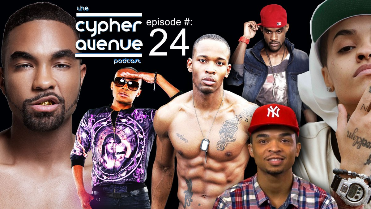 CA Podcast #24 – Fly Young Red, Bry'Nt, Siya, Metrell Hurst, Lasto, Light Skin vs Dark Skin