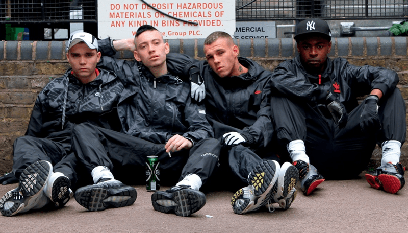 The Fetishes of Scally Lads or Trackies