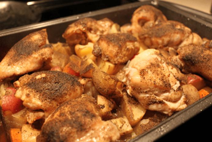 EASY Bake Chicken Recipe