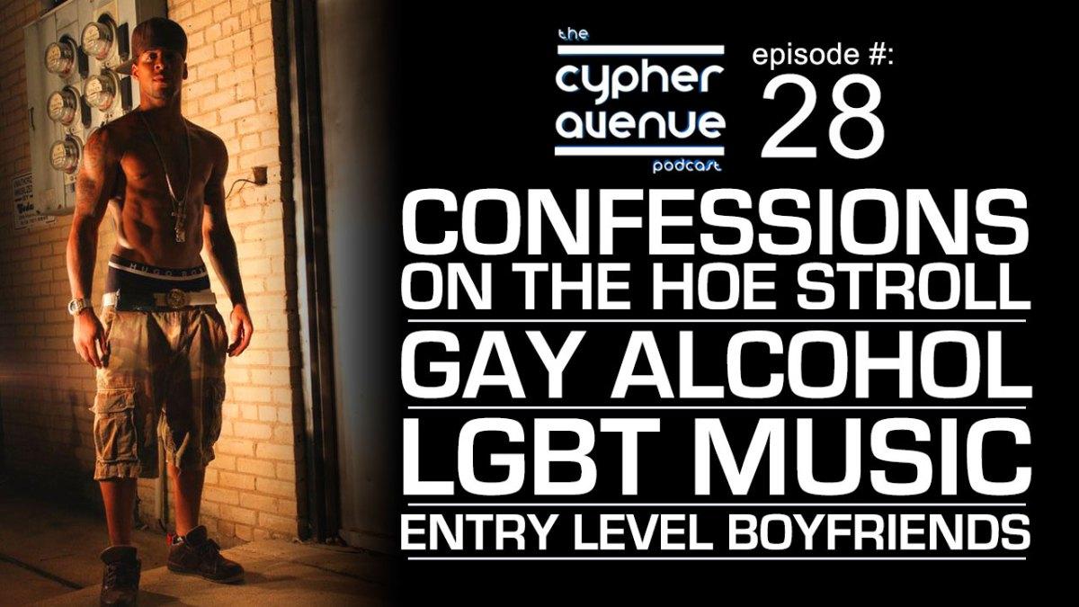 CA Podcast #28 – Gay Escorts, Gay Alcohol, Gay Music, Gay Boyfriends