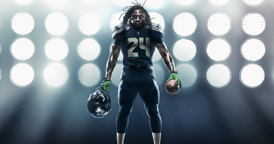Please Leave Marshawn Lynch The F**k Alone