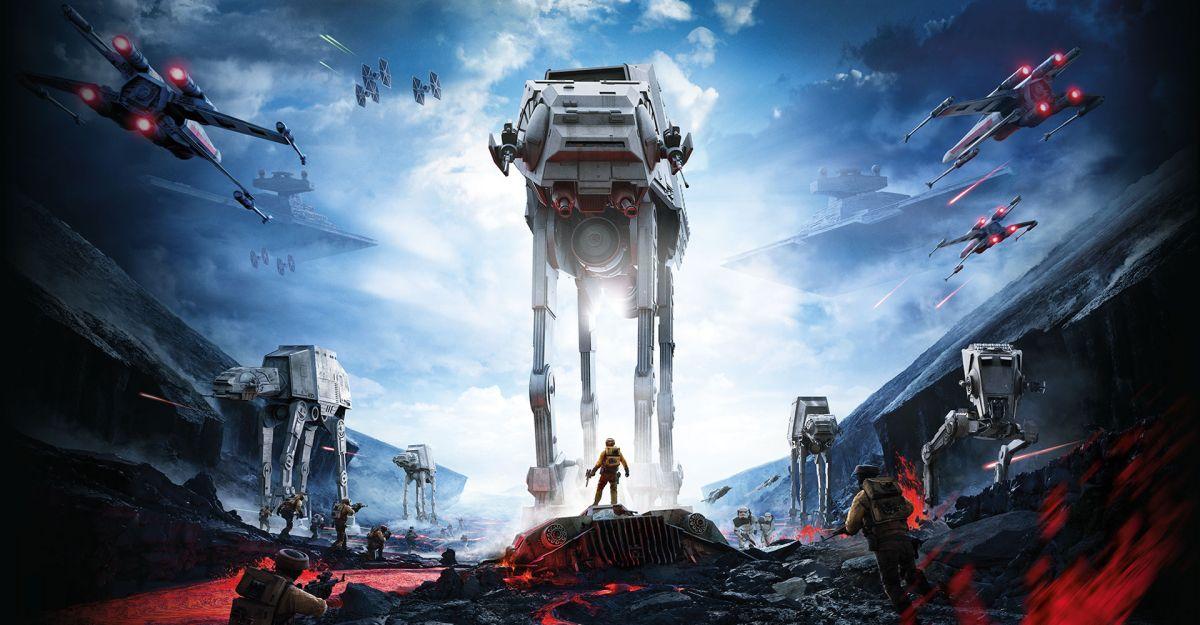 Star Wars: Battlefront Reveal Trailer