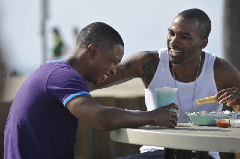 "GIF REWIND: The L.A. Complex – ""Kaldrick King and Tariq's First Date"""