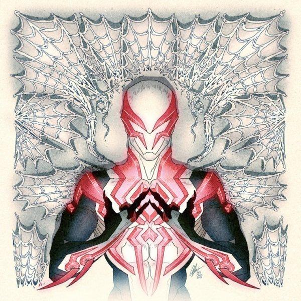Spider-Man 2099 /GOOD Music compilation & Kanye West's Cruel Summer
