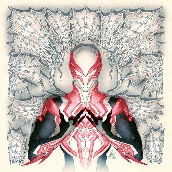 Spider-Man 2099 /GOOD Music compilation & Kanye West's Cruel Summer