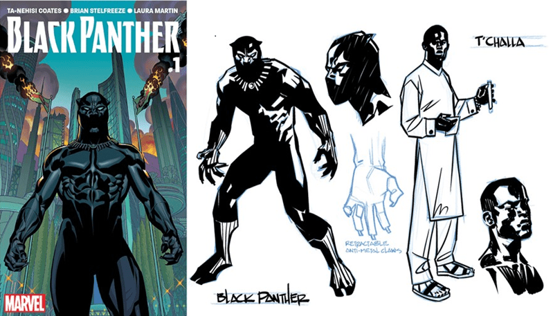 Black Panther is Back