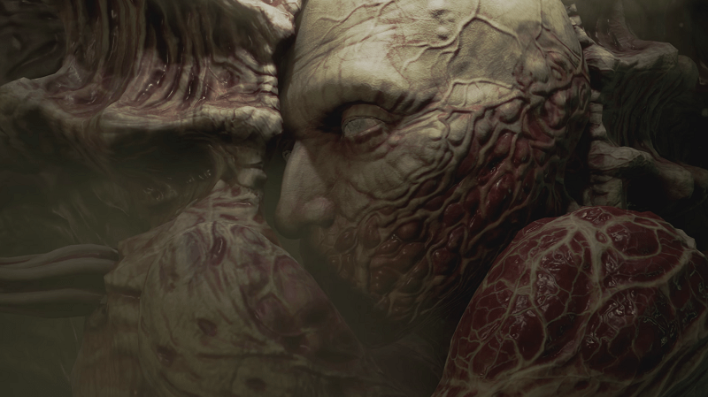 Watch the Creepy Ass Trailer for the Video Game SCORN