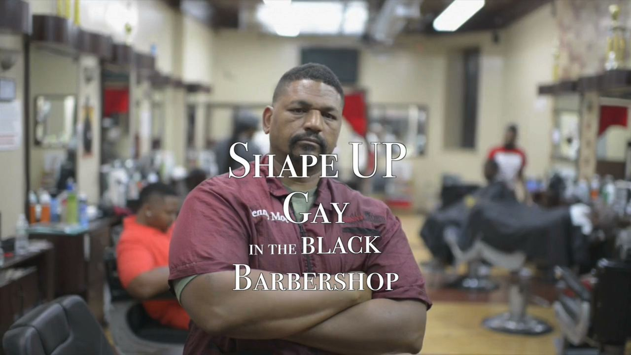 Trailer Shape Up_ Gay in the Black Barbershop-HD on Vimeo-2