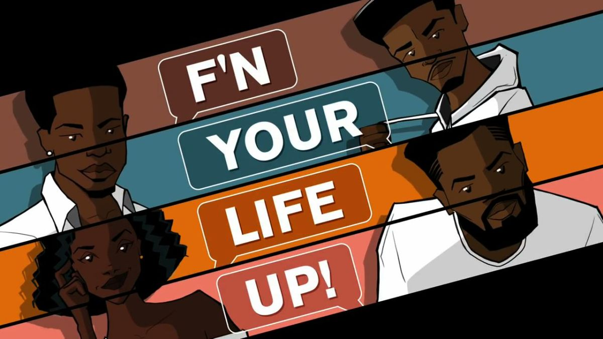"WATCH: Premiere Episode of James Peoples' ""F'N YOUR LIFE UP!"""