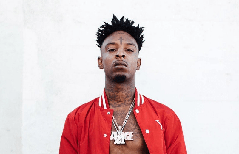 21 Savage Was #1 trending, arrested days later