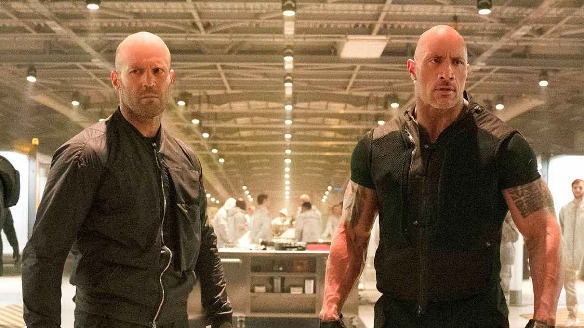 Bravado & Action are on tap in Fast & Furious: Hobbs & Shaw