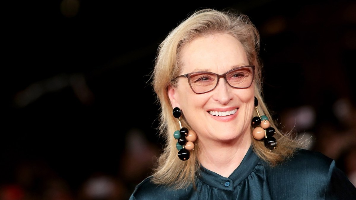 Meryl Streep Calls BS on The Term Toxic Masculinity