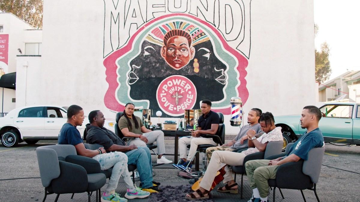 WATCH: Barbershop Covid-19 Vaccine Talk featuring Masego