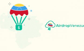 Airdrop Venezuela: donaciones alcanzan más de $292,000 dólares americanos en criptomonedas