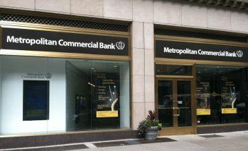 Banco estadounidense Metropolitan Commercial solicita a Tether (USDT) el cierre de sus cuentas