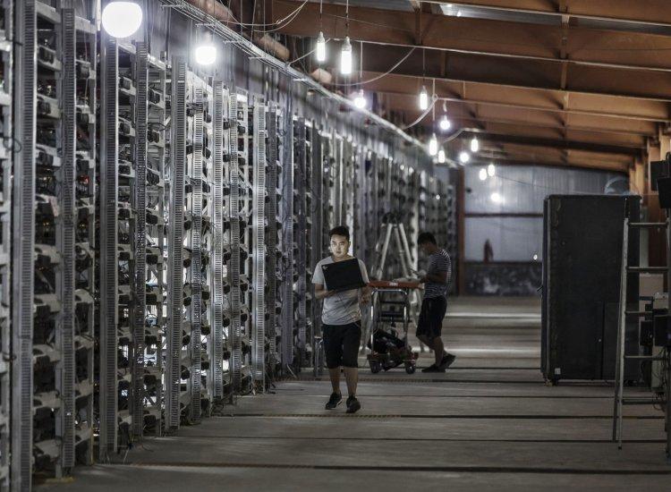 Bitmain lanza dos máquinas de minería de nueva generación