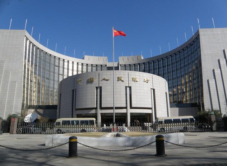 Los bancos de china compiten para adoptar la tecnología blockchain