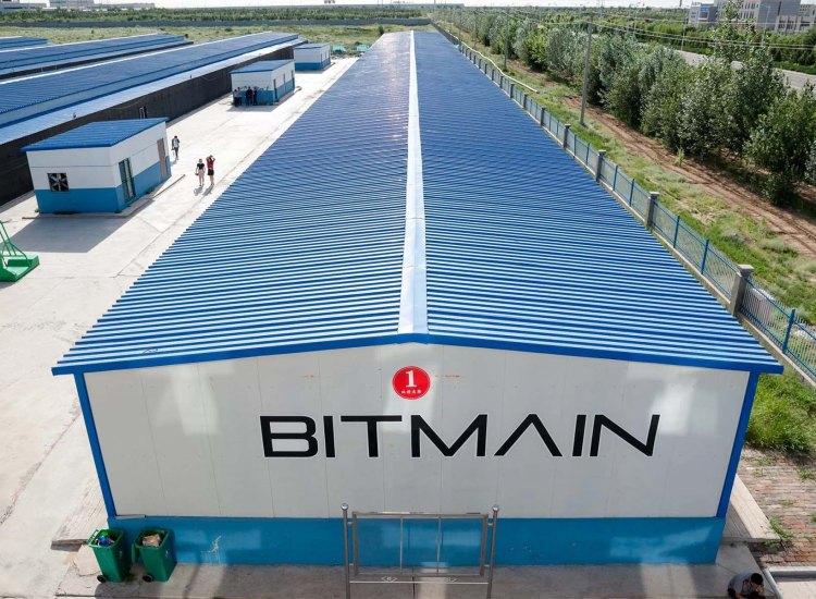Bitmain cancela planes operacionales en Texas