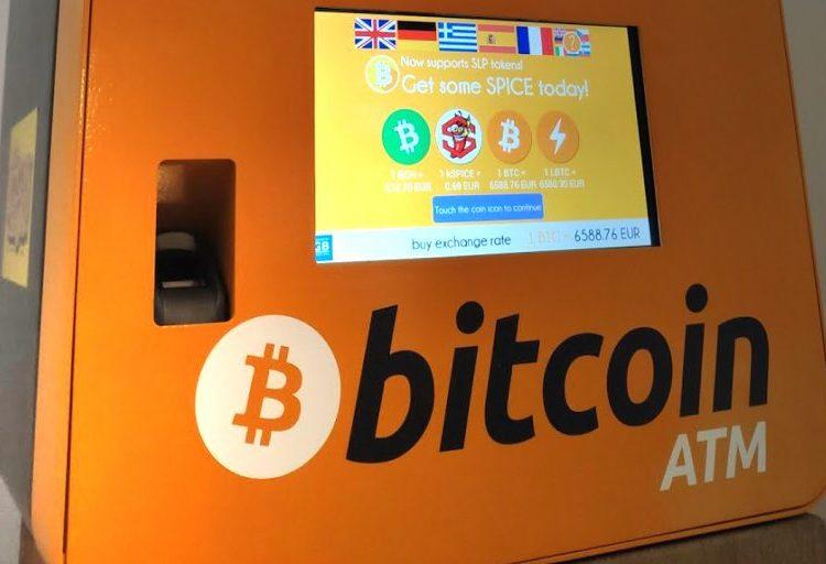 "General Bytes ATM desarrolla cajeros ""doble vía"" para Tokens SLP de Bitcoin Cash"