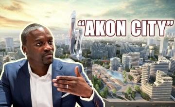 Akon City: la nueva ciudad con temática de criptomonedas que está comenzando a construirse