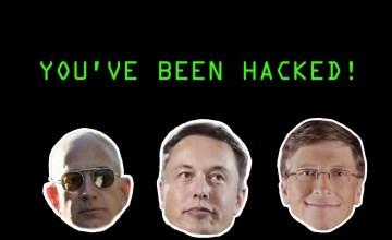 Ataque masivo en Twitter: Hacker utiliza a celebridades para perpetuar estafa relacionada con Bitcoin (BTC)