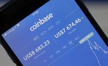 Coinbase se prepara para cotizar en bolsa de valores estadounidense