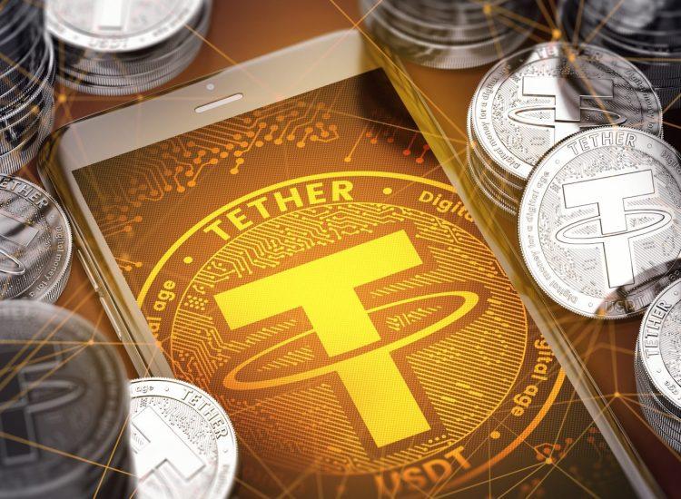 La valoración del mercado de Tether crece más de un 140% en el 2020