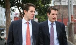 """Los hermanos Winklevoss consideran que """"el dolar pierde terreno ante…"""
