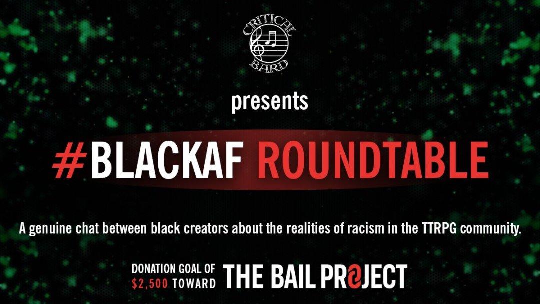 Black AF RoundTable