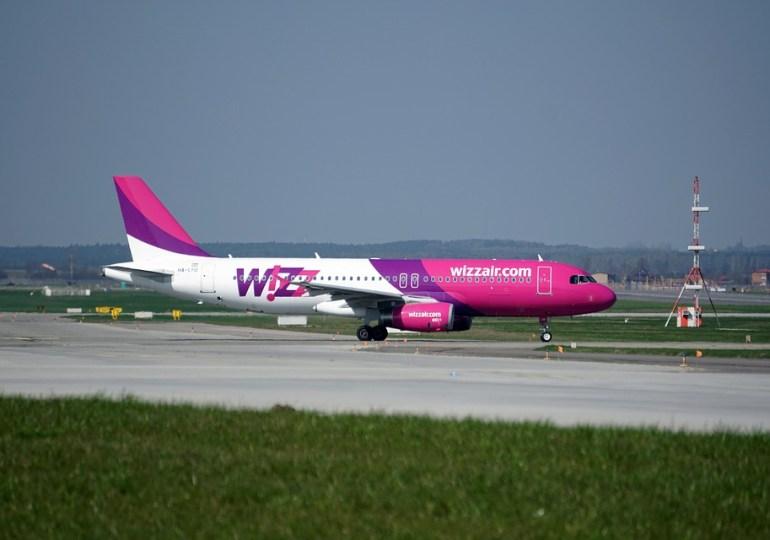 Zmiana rozkładu WizzAir do Warszawy