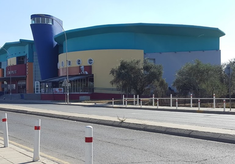 Przy Cineplex w Nikozji podłożono materiał wybuchowy