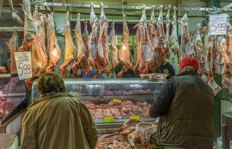 Mięso w Polsce jest o 40% tańsze niż na Cyprze