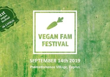 Pierwszy Festiwal Wegański na Cyprze