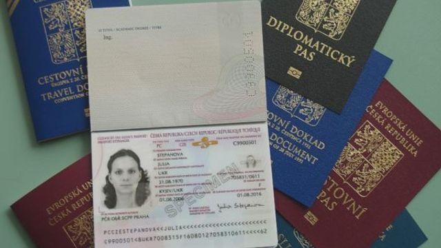 Kwitnie handel paszportami